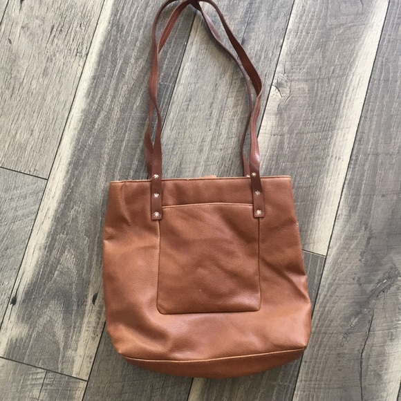 Relic Handbags - Relic brown leather bag